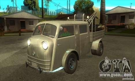 Tempo Matador 1952 Towtruck version 1.0 for GTA San Andreas