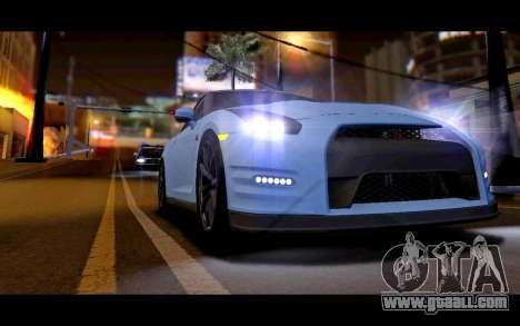 Real World ENBSeries v5.0 Final for GTA San Andreas third screenshot