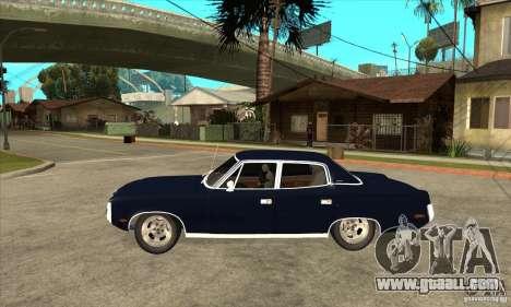 AMC Rambler Matador 1971 for GTA San Andreas left view