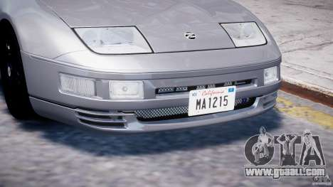 Nissan 300 ZX 1994 v1.0 for GTA 4