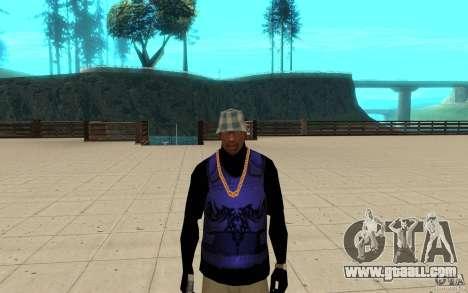 Bronik skin 2 for GTA San Andreas