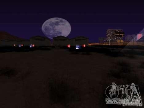 Railway traffic lights for GTA San Andreas fifth screenshot