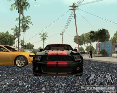 Star ENBSeries by Nikoo Bel SA-MP for GTA San Andreas third screenshot