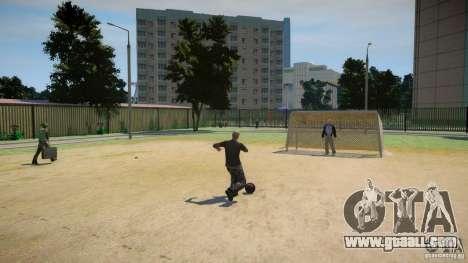 Criminal Russia RAGE v 1.3.1 for GTA 4 forth screenshot