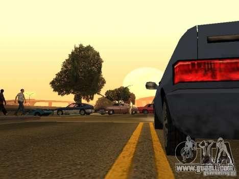 Free moving camera for GTA San Andreas fifth screenshot