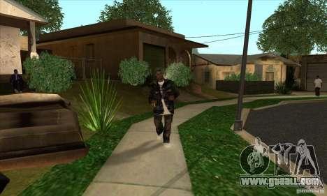 grove skin 1 ranks for GTA San Andreas