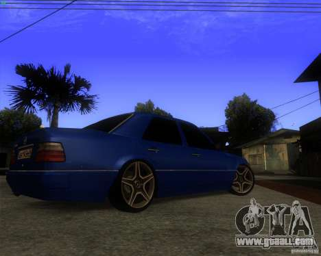 Mercedes-Benz S500 Spinning Top for GTA San Andreas right view