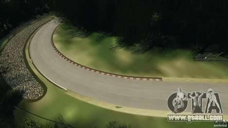 Nordschleife Circuit v1.0 [Beta] for GTA 4 fifth screenshot