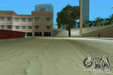 Snow Mod v2.0 for GTA Vice City second screenshot