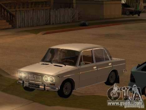 VAZ 2103 Low Classic for GTA San Andreas side view
