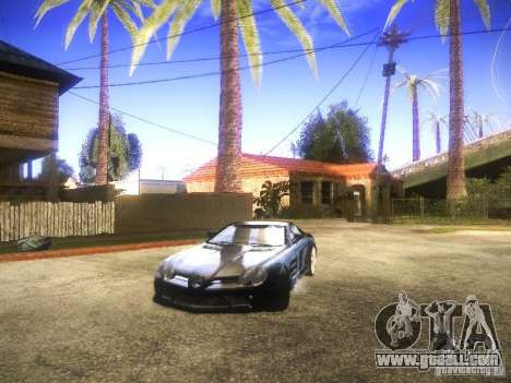New ENBSEries 2011 v3 for GTA San Andreas