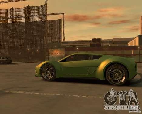 2010 Saleen S5S Raptor for GTA 4 left view