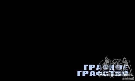 Sohranâjsâ wherever you want for GTA San Andreas second screenshot