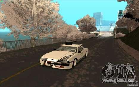 Elegy Rat by Kalpak v1 for GTA San Andreas bottom view