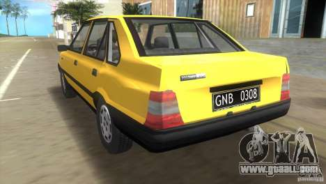 FSO Polonez Atu for GTA Vice City left view