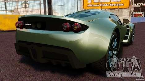 Hennessey Venom GT 2010 [EPM] for GTA 4 back left view