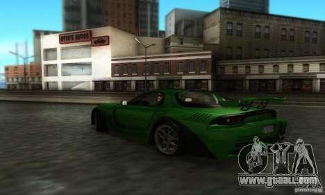 iPrend ENBSeries v1.3 Final for GTA San Andreas second screenshot