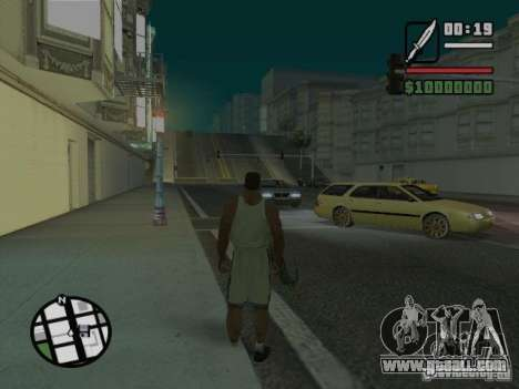 Dream for GTA San Andreas seventh screenshot