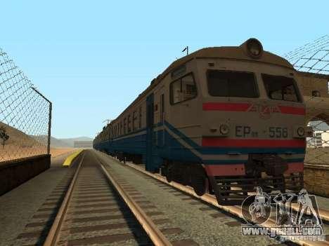 Er9m-556 for GTA San Andreas
