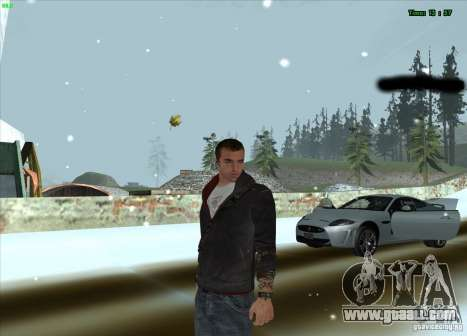 Desmond Miles for GTA San Andreas third screenshot