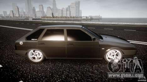 VAZ Lada 2109 for GTA 4 left view