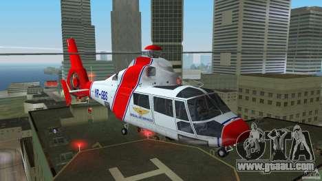 Eurocopter As-365N Dauphin II for GTA Vice City