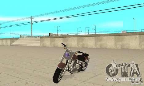 GTAIV Bobber for GTA San Andreas