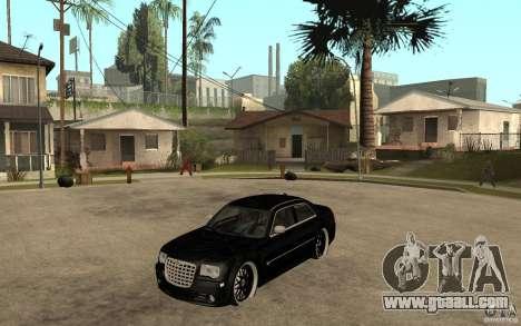 Chrysler 300C DUB for GTA San Andreas