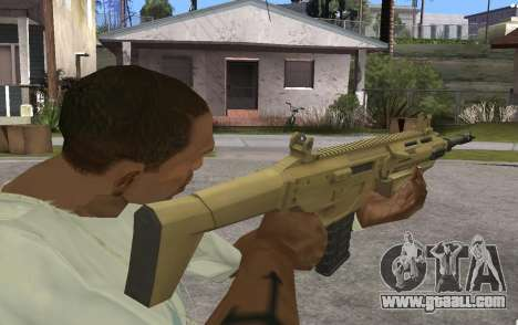 MSBS Radon for GTA San Andreas second screenshot