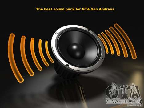 The Best Sound Pack for GTA San Andreas