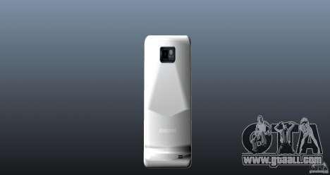 Samsung Galaxy S2 for GTA 4 third screenshot