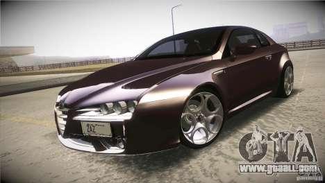 Alfa Romeo Brera Ti for GTA San Andreas side view