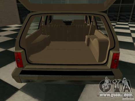 Oldsmobile Cutlass Cruiser 1993 for GTA San Andreas right view
