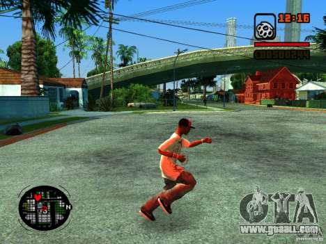 GTA IV Animation in San Andreas for GTA San Andreas seventh screenshot