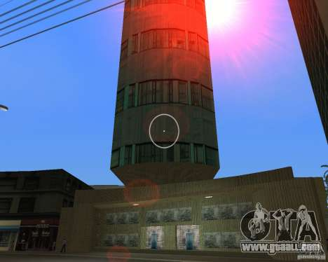 New Downtown: Shops and Buildings for GTA Vice City seventh screenshot