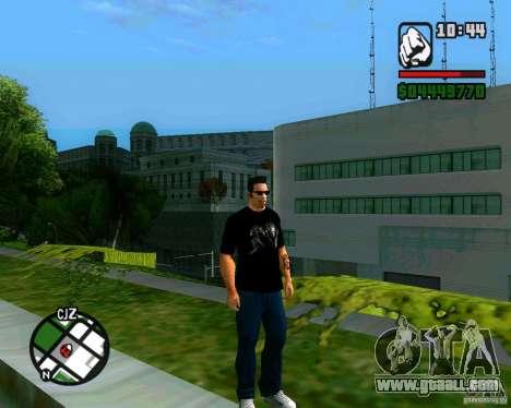 T-shirt AVP for GTA San Andreas second screenshot