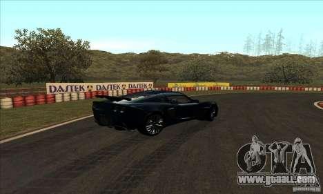 GOKART track Route 2 for GTA San Andreas eighth screenshot
