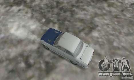 Isuzu Bellett GT-R for GTA San Andreas back left view