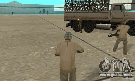 Double 2 for GTA San Andreas second screenshot