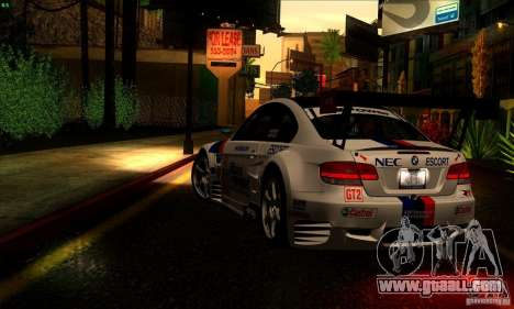 SA_gline 4.0 for GTA San Andreas sixth screenshot