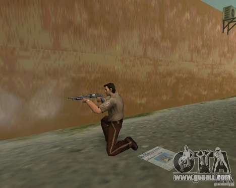 Pak weapons of S.T.A.L.K.E.R. for GTA Vice City eleventh screenshot
