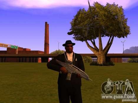 XM8 V1.1 for GTA San Andreas sixth screenshot