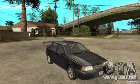 Volvo 850 GLT 1992 for GTA San Andreas back view