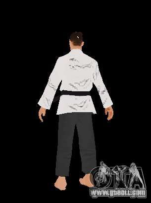 Reteksturirovannye karate for GTA San Andreas