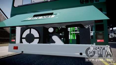 LIAZ 5256 for GTA 4 side view