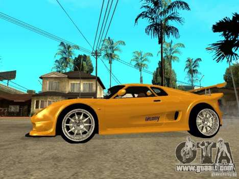 Noble M12 GTO Beta for GTA San Andreas