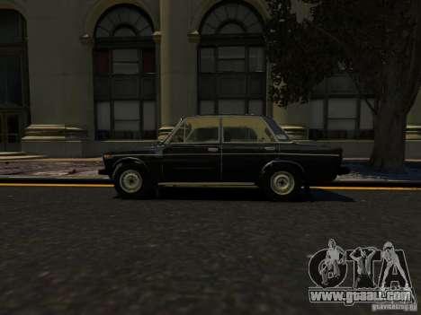 VAZ 2106 for GTA 4 left view
