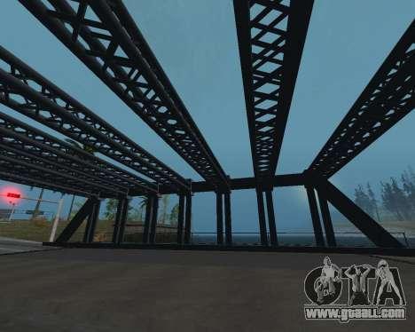 Bridge in LS for GTA San Andreas third screenshot