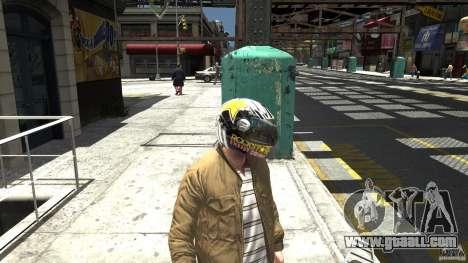 Energy Drink Helmets for GTA 4