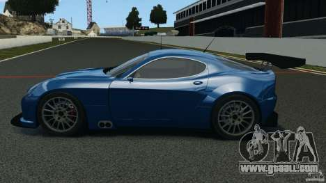 Alfa Romeo 8C Competizione Body Kit 1 for GTA 4 left view